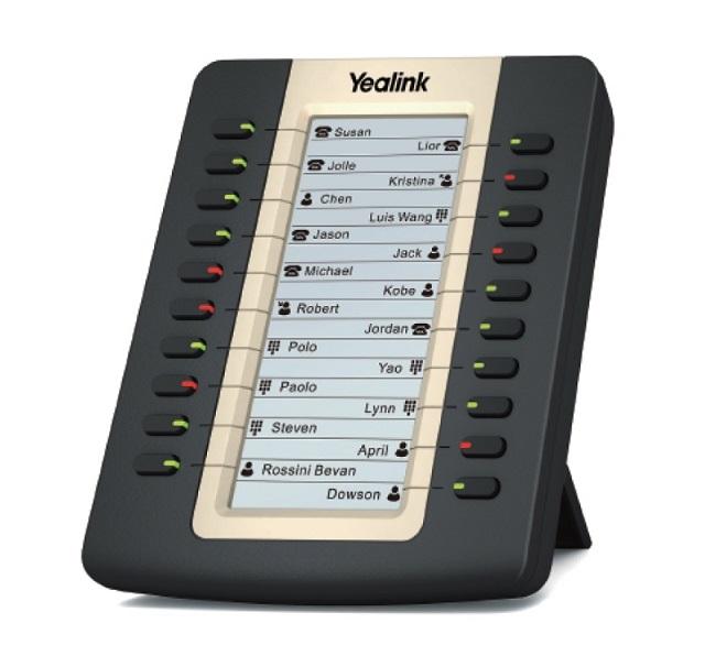Yealink exp20 инструкция