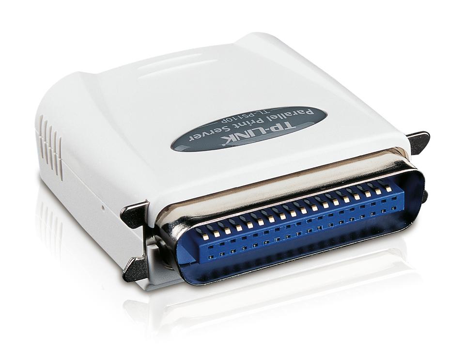 Принт-сервер TP-LINK TL-PS110P TL-PS110P
