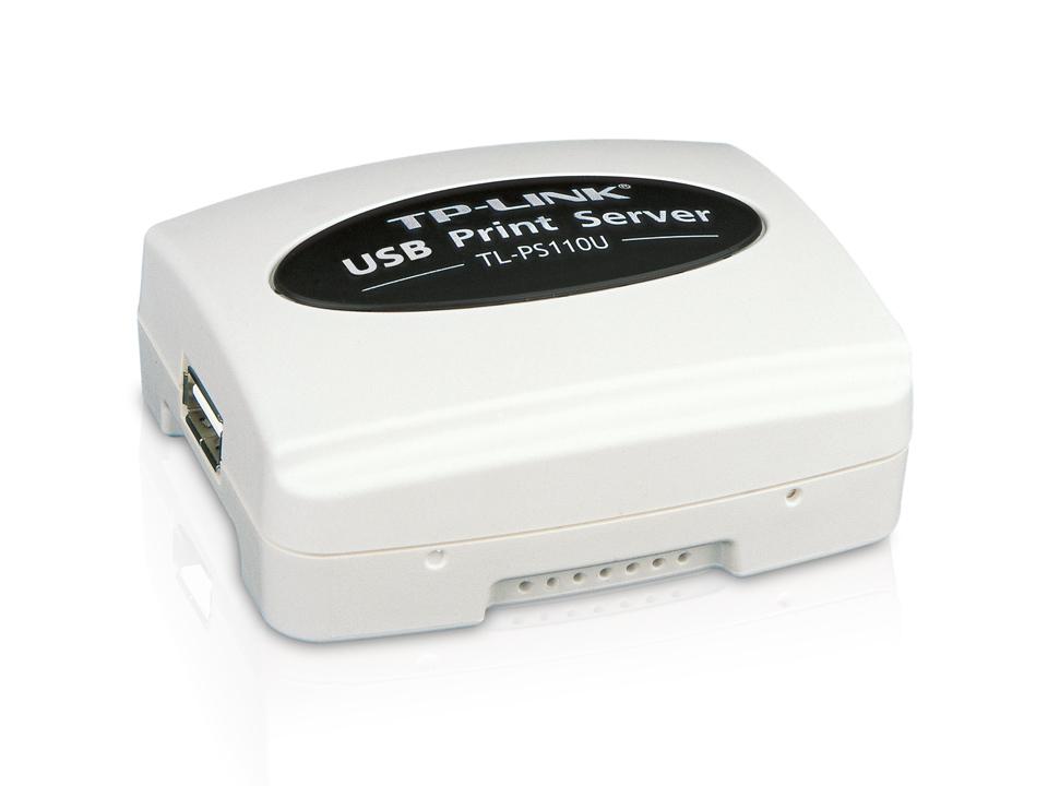 Принт-сервер TP-LINK TL-PS110U TL-PS110U