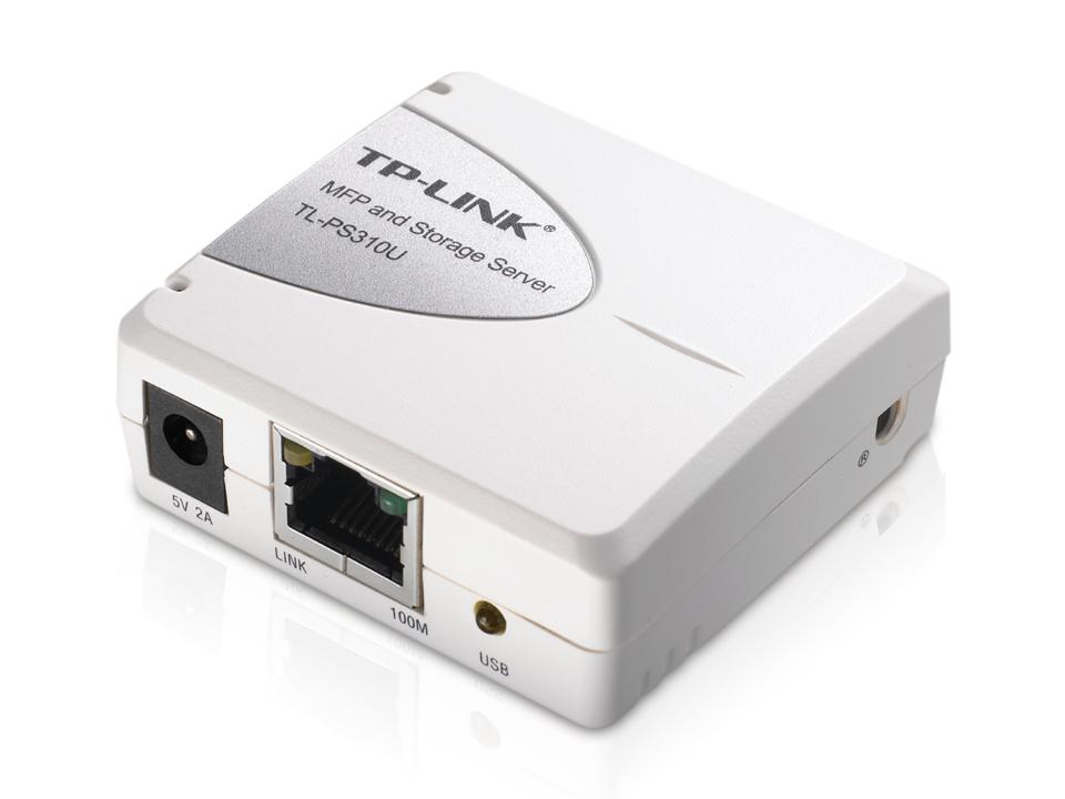 Принт-сервер TP-LINK TL-PS310U TL-PS310U